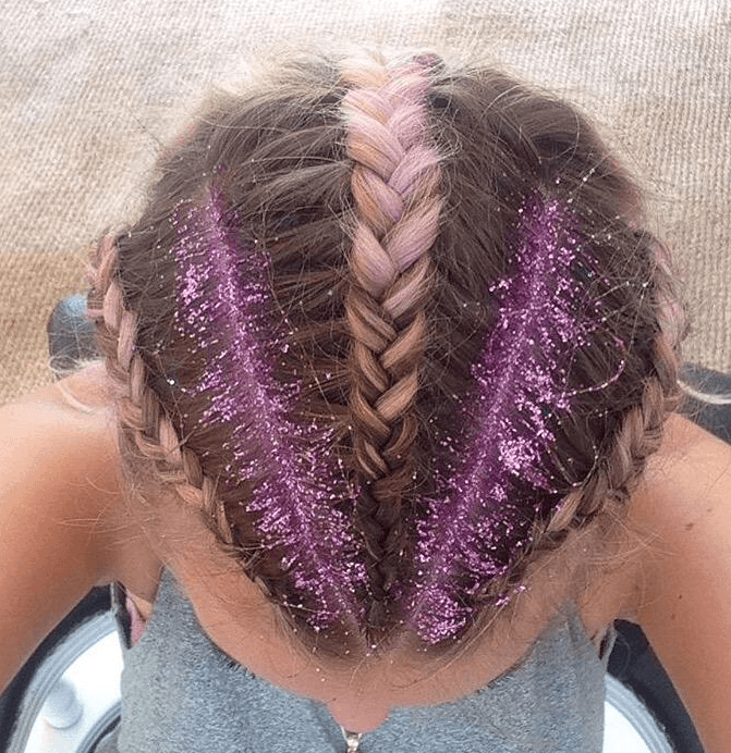 boutique festivals hairstyle