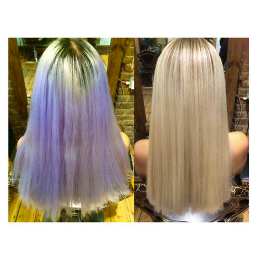 Olaplex at Blue Tit